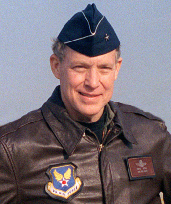 "Brigadier General Richard ""Steve"" Ritchie"